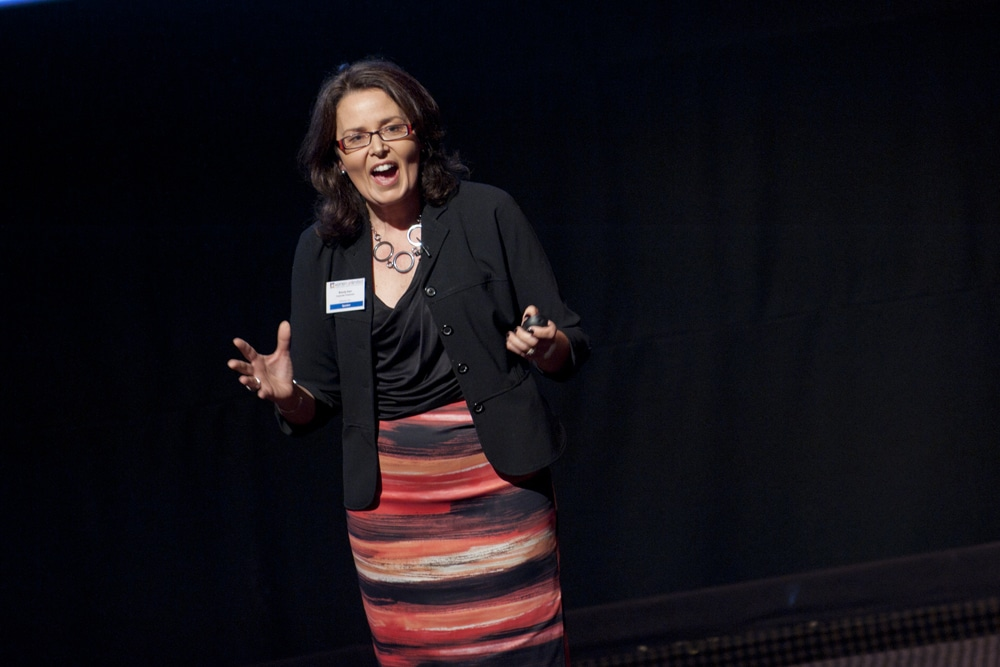 Leaving corporate life and creating a successful business with Wendy Kerr
