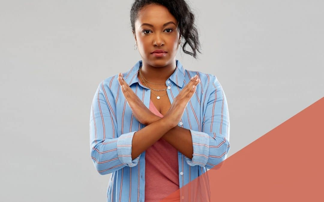 Saying No: The Best and Worst Ways To Say 'No' To A Customer